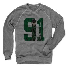 Tyler Seguin Sketch Focus G Dallas Officially Licensed NHLPA Men's Crew Sweatshirt S-2XL