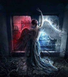 Light v. Dark ~Gothic Art