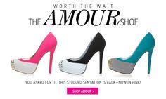Shoedazzle Amour