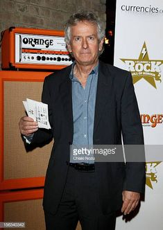 Tony Banks of Genesis attends the Classic Rock Roll of Honour at The Roundhouse on November 13 2012 in London England Genesis Band, Classic Rock And Roll, Banks, November 13, Rock Roll, London England, Photoshoot, Music, Life