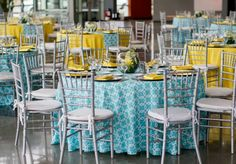 Turquoise Mykonos (Image courtesy of: Accent Indianapolis)  See more here: http://www.clothconnection.com/swatches/contemporary-prints/turquoise-mykonos/