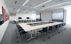 Martex Workstyle Projects: Babson College - Jeddah, KSA