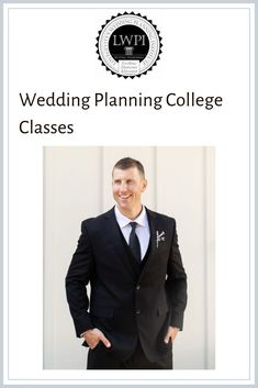 Discover how to become a successful wedding planner by taking classes offered at local colleges.