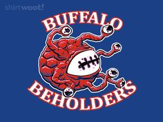 'Fantasy Football', T-Shirt Designs Featuring Legendary Fantasy-Themed Creatures as Sports Mascots