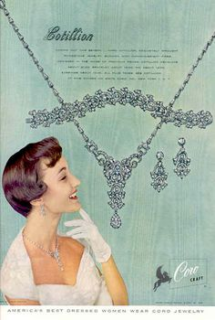 "CoroCraft ad, ""Cotillion"", date unknown. If you know the date, please contact me."