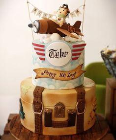 I love this cake...