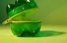 Recycling von Plastikflaschen - Mit PET-Flaschen selbst basteln