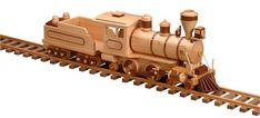 Resultado de imagen para wood train toy