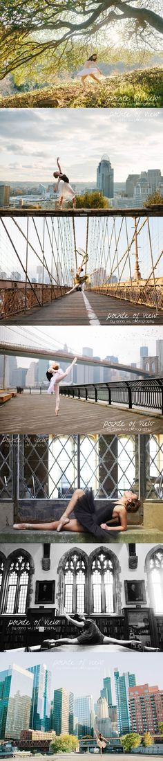 Pointe of View by Anna Wu Photography on Nouveau