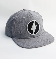 Lightning Bolt Snapback Hat – Buy Me Brunch
