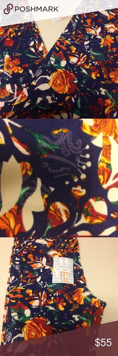 🦄Stunning LuLaRoe TC Paisley & Floral Print TC Absolutely gorgeous. Purple background with vibrant red, white, purple, Floral pattern. I dig through pop ups for hard to find and Unicorn patterns so you don't have to. Please - no rude comments. Price reflects my costs, PM fees, and time. LuLaRoe Pants Leggings