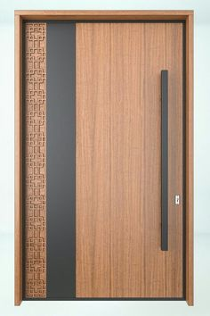 Puerta principalCloset Door Ideas-Combining elegance and comfort in your bedroom decoration is easy and affordable as well.