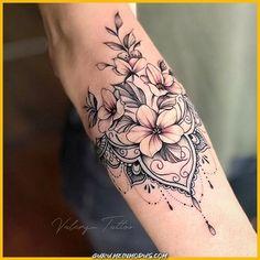 Female Forearm Tattoos 150 Amazing Ideas To Get Inspired T Tattoo id Tattoo . - Female Forearm Tattoos 150 Amazing Ideas To Get Inspired T Tattoo id Tattoo ideen flowertattoos - Beautiful Flower Tattoos, Pretty Tattoos, Sexy Tattoos, Beautiful Flowers, Maori Tattoos, Tatoos, Top Tattoos, Inca Tattoo, Arabic Tattoos