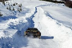 Group B Snow Rally #Lancia