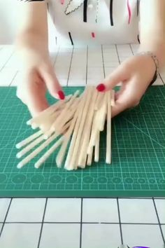 Diy Crafts Videos Diy Arts And Crafts Diy Home Crafts Diy Craft Projects Easy Crafts Crafts To Make Diy Videos Craft Stick Crafts Art N Craft Diy And Crafts Sewing, Diy Home Crafts, Diy Arts And Crafts, Diy Crafts Videos, Craft Stick Crafts, Crafts For Teens, Creative Crafts, Craft Tutorials, Crafts To Sell