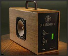 Blueshift Helium Portable Speaker