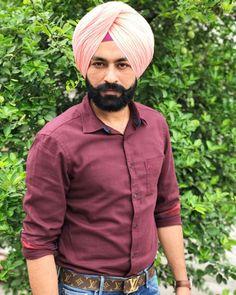 Headband Men, Head Wrap Headband, Headbands, Modest Fashion, Boy Fashion, Mens Fashion, Header, Punjabi Boys, Punjabi Suits