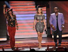 JLo sexiest dress on American Idol