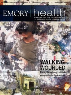http://www.levycreative.com/wp/2011/08/16/brian-hubble-walking-wounded-for-emory-health/