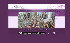 Sitio web para Marin Joyas    pueden visitar el sitio en:  www.marinjoyas.com.ar