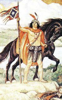 ARTISTAS O GUERREROS: LAUTARO (1534-1557) LIDER GUERRERO MAPUCHE