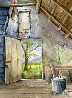 Watercolours - Photo Gallery