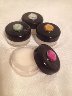 Hand Crafted Egyptian Musk All Natural Solid Perfume  w/Essential Oils 1/4 Oz