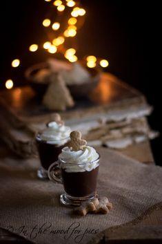 Cioccolata calda in tazza, anzi tazzina