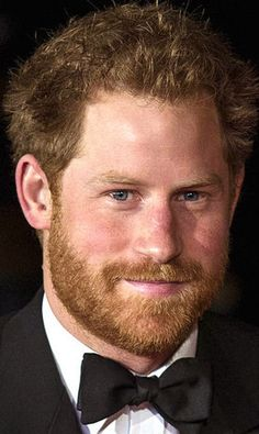V.F. is thankful for Prince Harry's beard.