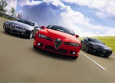Alfa Romeo Brera/Spider [awarie i problemy]