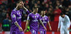 Vingança completa: Ramos faz contra e Sevilla derruba série invicta do Real - Futebol - https://anoticiadodia.com/vinganca-completa-ramos-faz-contra-e-sevilla-derruba-serie-invicta-do-real-futebol/