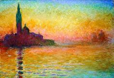 San Giorgio Maggiore at Dusk Claude Monet art for sale at Toperfect gallery. Buy the San Giorgio Maggiore at Dusk Claude Monet oil painting in Factory Price. Claude Monet, Pierre Auguste Renoir, Manet, Monet Paintings, Landscape Paintings, Landscape Posters, Artwork Paintings, Painting Wallpaper, Landscape Pictures
