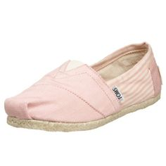 TOMS Women's Classic Rope Slip-On http://amzn.to/IVgDGH