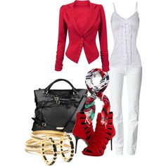 """""""Like a Boss"""" by deborah-simmons on Polyvore"""