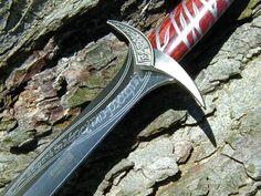 Espada Frodo Sting: El Señor de los Anillos