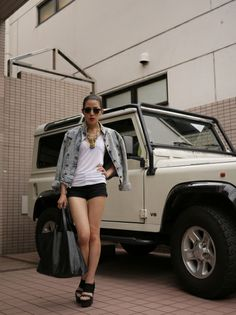 STYLE from TOKYO | street fashion based in japan: on the street...Aoyama