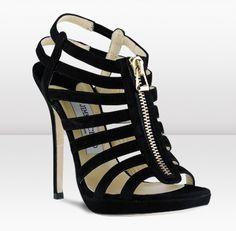 a4e9ae7b9541 Discount Jimmy Choo Glenys Black The Perfect Gladiator Sandal