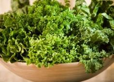 Why you should massage kale leaves for a salad and how to do it