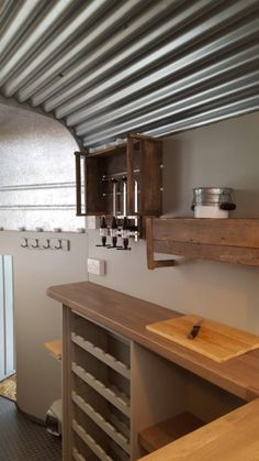 CATERING TRAILER / MOBILE BAR - CONVERTED RICE HORSE TRAILER