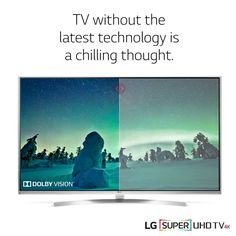 When you watch a #SuperUHD #TV, images comes to life as never before.