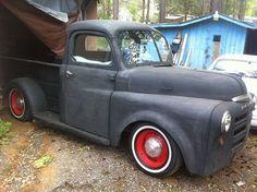 1949 Dodge truck ...