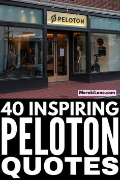 40 Peloton Quotes to Motivate and Inspire You | Whether you own a Peloton bike or treadmill, or workout via the app, it's an all-in-one option for at home workouts. From indoor cycling and treadmill workouts, to strength training and core workouts, to yoga, pilates, barre, and stretching, there are tons of options, and we've compiled our favorite Peloton instructor quotes from Jess Sims, Cody Rigsby, Alex Toussaint, Robin Arzon, Ally Love, Kendall Toole, and more! Treadmill Workouts, Core Workouts, Fit Board Workouts, At Home Workouts, Fitness Tips, Fitness Motivation, Health Fitness, Robin Arzon, Peloton Bike
