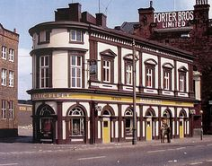 The Baltic Fleet pub, Liverpool Picturebook .... Welcomes You .