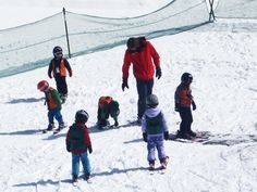 Kids ski class: Alpine Meadows Kids Camp - Truckee, CA - Read kid-friendly reviews of fun family activities at Trekaroo.com #Trekarooing