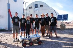 Przeprowadziliśmy ekspresowy wywiad z twórcami łazika Scorpio III, zdobywcami drugiego miejsca w zawodach University Rover Challenge (http://di.com.pl/news/48272,0,Ekspresowy_wywiad_z_tworcami_Scorpio_III_zdobywcami_drugiego_miejsca_w_zawodach_lazikow-Anna_Wasilewska-Spioch.html)