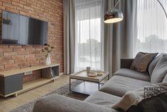 Styl i elegancja zamknięte na cztery spusty Apartment Interior, Apartment Design, Room Interior, Interior Design, Living Room Designs, Living Room Decor, Elegant Living Room, Dream Rooms, Ideal Home