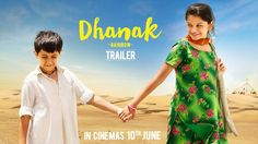 DHANAK: Official Trailer | Directed by Nagesh Kukunoor | Hetal Gada, Krrish Chhabria | From the director of IQBAL and DOR comes another story about the power of hope, determination and the human spirit. Join Chotu and Pari on a magical journey as they look for Shah Rukh Khan across the vibrant Rajasthan desert in DHANAK, the new internationally acclaimed and award-winning film by... | http://masalamoviez.com/dhanak/