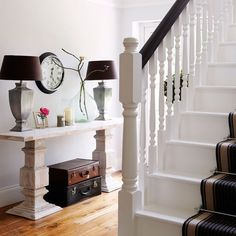 Opt for the classics | Country hallway ideas | housetohome.co.uk