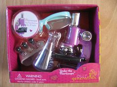 Our Generation Rv Camper Accessory Set Food 18 Quot Doll