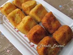 Erruki Laurel: Delicias de jamón y queso